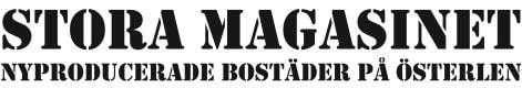 Stora Magasinet Simrishamn